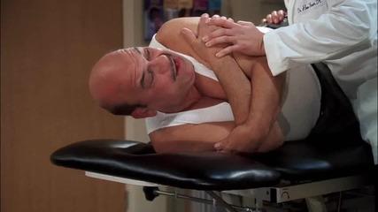 Двама мъже и половина - напрежението при седалищния нерв