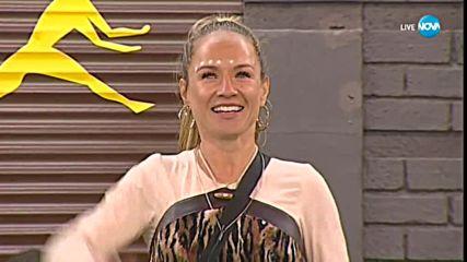 Лора Караджова срещу Петко - VIP Brother 2018