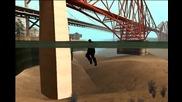 Sf bridge by Wildthing