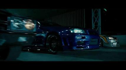 Отказ от Fast and Furious 4