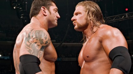 Superstars, die Triple H nie in einem Einzelmatch besiegt hat - WWE List This! (DEUTSCH)
