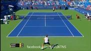 Andy Murray - Richard Gasquet 1/4 Cincinnati 2015