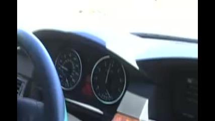 Bmw 535i Dinan exhaust