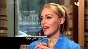 Интервю с Мерием Узерли за арабска телевизия 2015г
