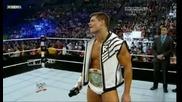 Booker T - Raw 21.11.11