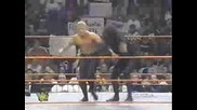 Raw - Undertaker And Mankind Vs. Triple H And Shawn Michaels