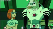 Ben10 Omniverse S1e35 Mud is Thicker Than Water