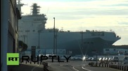 France: Egypt to buy two Mistral warships originally built for Russia