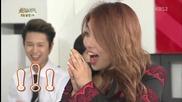 Kevin скрива шапката на Ailee с горещ танц !
