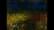 Химна и откриването на Мундиал - 2010! Да живее цар Футбол! Света Е Футбол От Днес!