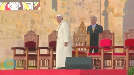 Poor, Hungry, Cannot Be Ignored, Pope Says in Bolivia