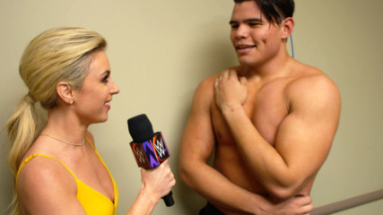 Humberto Carrillo is ready to prove he's the best Cruiserweight in the world: WWE.com exclusive, Jan. 15, 2019