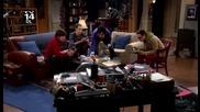 Теорията за големия взрив S01e13 - Предложението за прилеп буркан