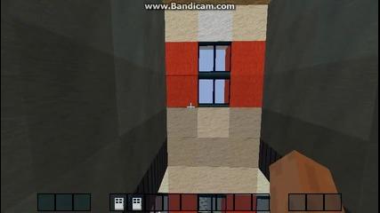 Minecraft Луксозен Хотел Напълно Обзаведен