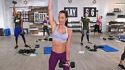 Autumn Calabrese - Day 66 Total Body Core Phase 3. 80 Day Obsession