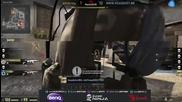 Game Ninja CS:GO 3 - blitzkrieg vs HEADSHOTBG