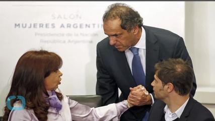 Argentina's Front Running Candidate Wants Kirchner Adviser as VP