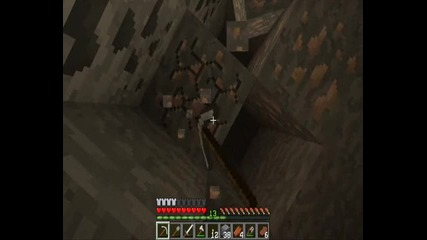 Minecraft Jungle survival with whitenoize and Demona ep10
