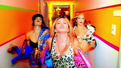 Madonna feat. Nicki Minaj - Bitch I'm Madonna 2015