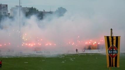 Ботев - Нефтохимик 3:2 13 000 фенове