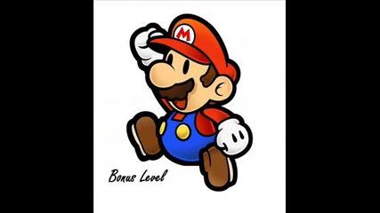 Super Mario In Da House !!! The Bonus Level Is Here !!!
