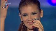 Анелия - Раздялата - ремикс - Live