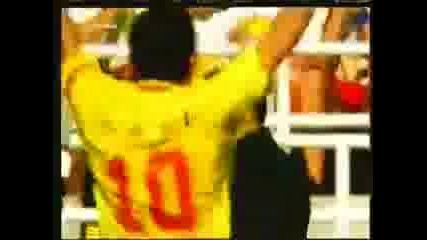 10 - те най - добри гола във Fifa