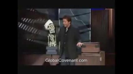 Ahmed the dead terrorist by Jeff Dunham... I kill you!!