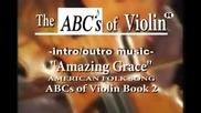 Abcs of Violin Dvd - Amazing Grace - Janice Tucker Rhoda