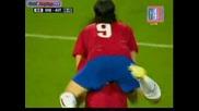 06.06 Сърбия - Австрия 1:0 Ненад Миляш гол