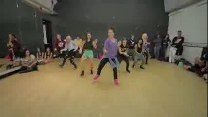 страхотен хип хоп танц на песента на Бионсе