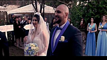 Ексклузивно от сватбата на Софи Маринова и Гринго (1част)