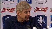 Арсенал се подготвя за най-важния си мач от сезона