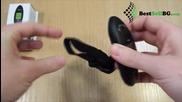 Електронен (дигитален) ръчен кантар до 40кг за измерване на багаж, риба, покупки, дрехи, риболовен