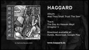 Haggard - The Day As Heaven Wept (аудио )