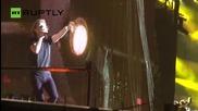 Ролинг Стоунс с историческо шоу в Хавана, пяха пред половин милион