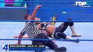 Top 10 Mejores Momentos de SmackDown En Español: WWE Top 10, Jul 31, 2020