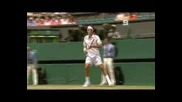 Roger Federer - Slow Motion Footwork