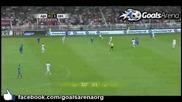 Френска Лига 1. Auxerre - Marseille. Акценти от срещата