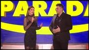 Grand Parada - Cela emisija - Dinca, Petar, Dara, Biljana, Jadranka i Diki - ( TV Grand 31.03.15.)