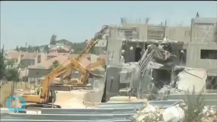 Israel Approves New Homes in Settlement After Demolishing Two Buildings