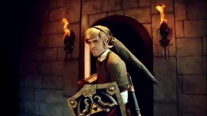 The Legend Of Zelda Rap