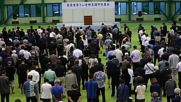 Japan: Hundreds mourn woman raped and killed by US marine