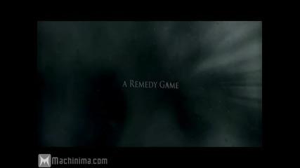 Alan Wake-trailer Hq