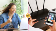 Как да подобрите интернет връзката вкъщи