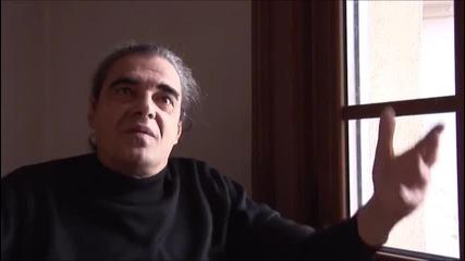 проф. Калин Янакиев - интервю за филма Чудо голямо - Част 1