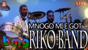 Рико бенд - Много ми е гот в Музиката е религия 28. 09. 2016