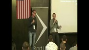 Телевизията не е за умни хора - Станислав Кимчев - StartUP@Blagoevgrad 2012