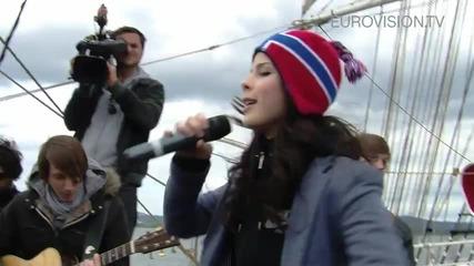 Lena - Satellite (acoustic version)
