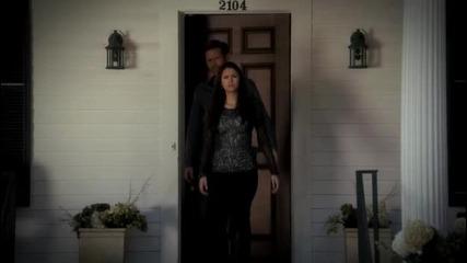 The Vampire Diaries 03x10 - The New Deal - Alarics incident